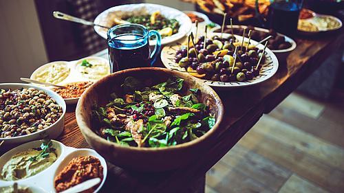 Im Wintersemester wird es außerdem wieder ein International Dinner geben